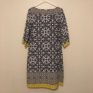 Haani multi color dress